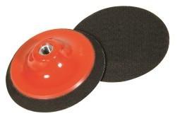 Měkký podložný talíř MIRKA pro leštičky Ø 125mm, závit M14