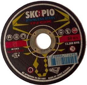 Řezný kotouč SKORPIO Standard Ø115 x 1,0 x 22,22 mm - na nerez