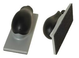 Ruční hoblík MIRKA 70 x 198mm, suchozipový, 22 děr