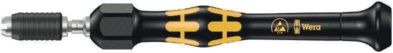 Wera stavitelný momentový šroubovák (0,02-0,11 Nm) řady Kraftform Micro 1430 ESD s rychloupínací hlavou