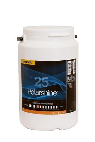 Leštící pasta MIRKA Polarshine 25 2,8L
