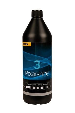 Leštící pasta MIRKA Polarshine Nano Antistatic Wax 3 1L