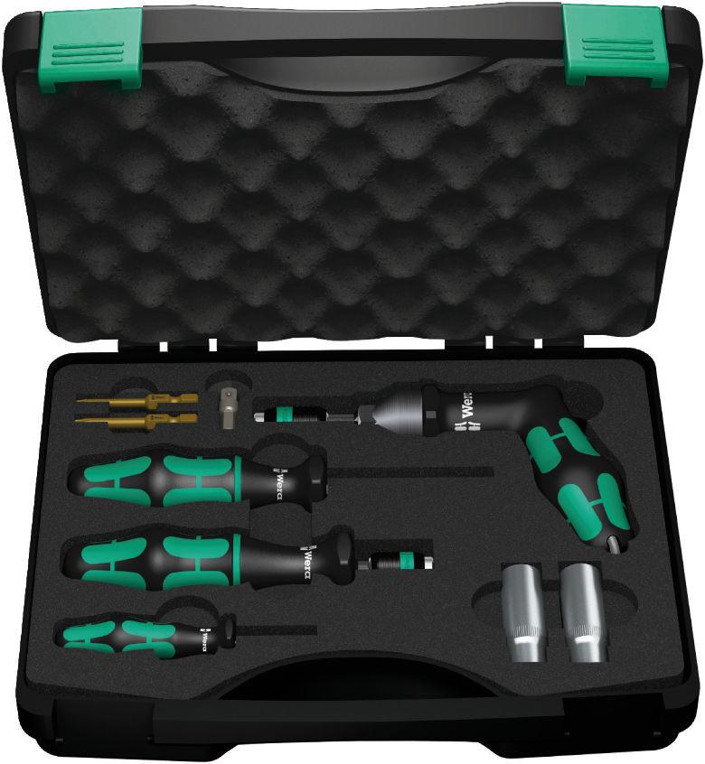Montážní set 7443/61/9 pro systémy kontroly tlaku v pneumatikách, 9 dílný