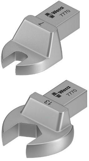 Wera nástrčný plochý klíč 7770 pro upnutí 9x12mm