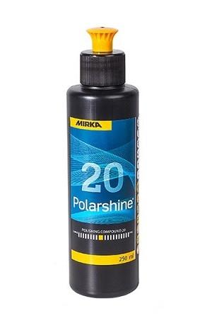 Leštící pasta MIRKA Polarshine 20 250ml