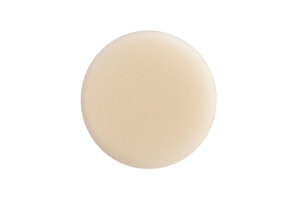 Leštící molitan MIRKA Ø 85 x 20mm, bílý