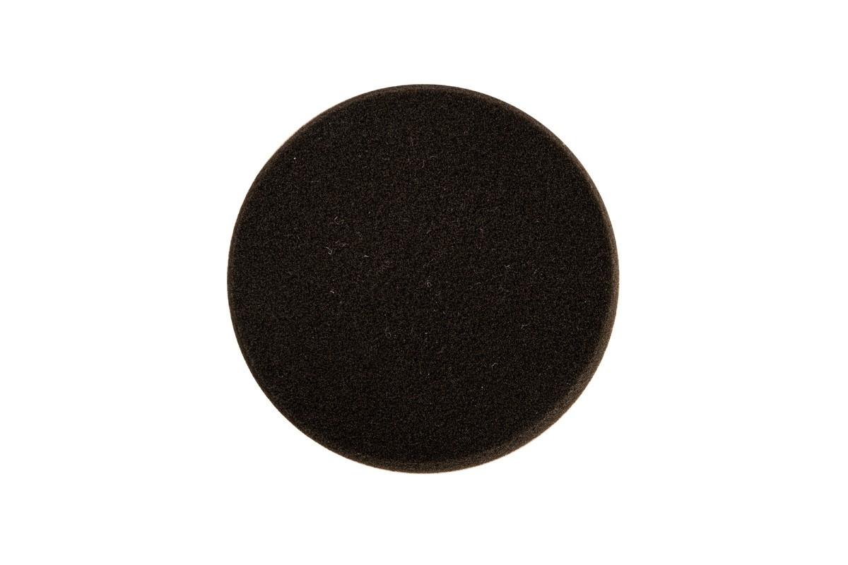 Leštící molitan MIRKA Ø 150 x 25mm, černý