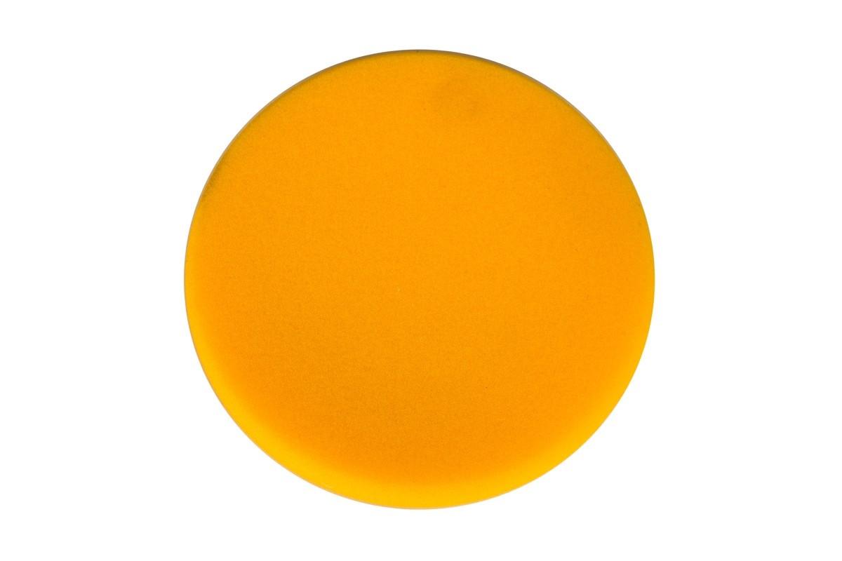 Leštící molitan MIRKA Ø150 x 25mm, žlutý
