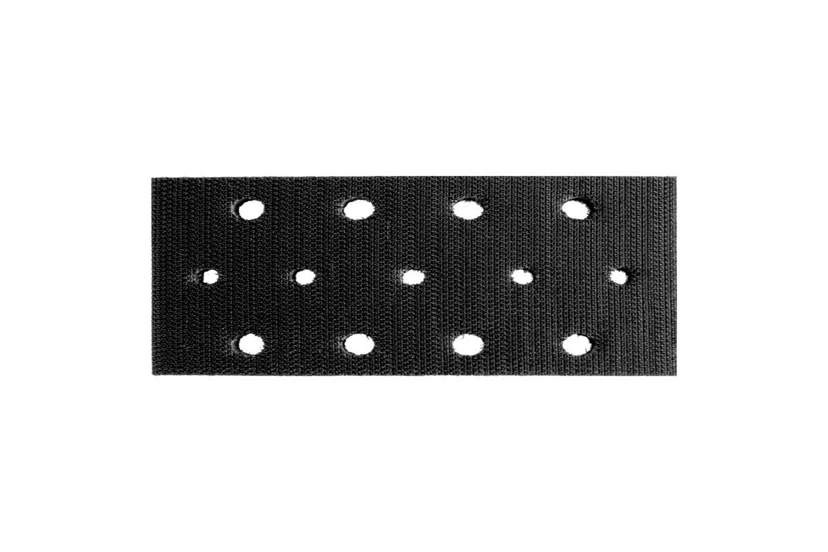Změkčovací podložka MIRKA 70 x 125mm, 13 děr, 10mm