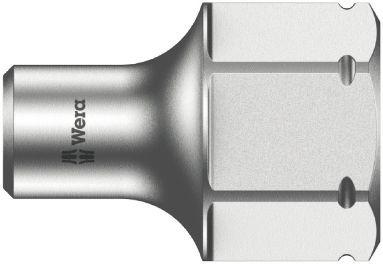 """Wera nástrčný ořech Zyklop 8790 FA s připojovacím rozměrem 1/4"""" a připojovacím šestihranem Hex 11"""