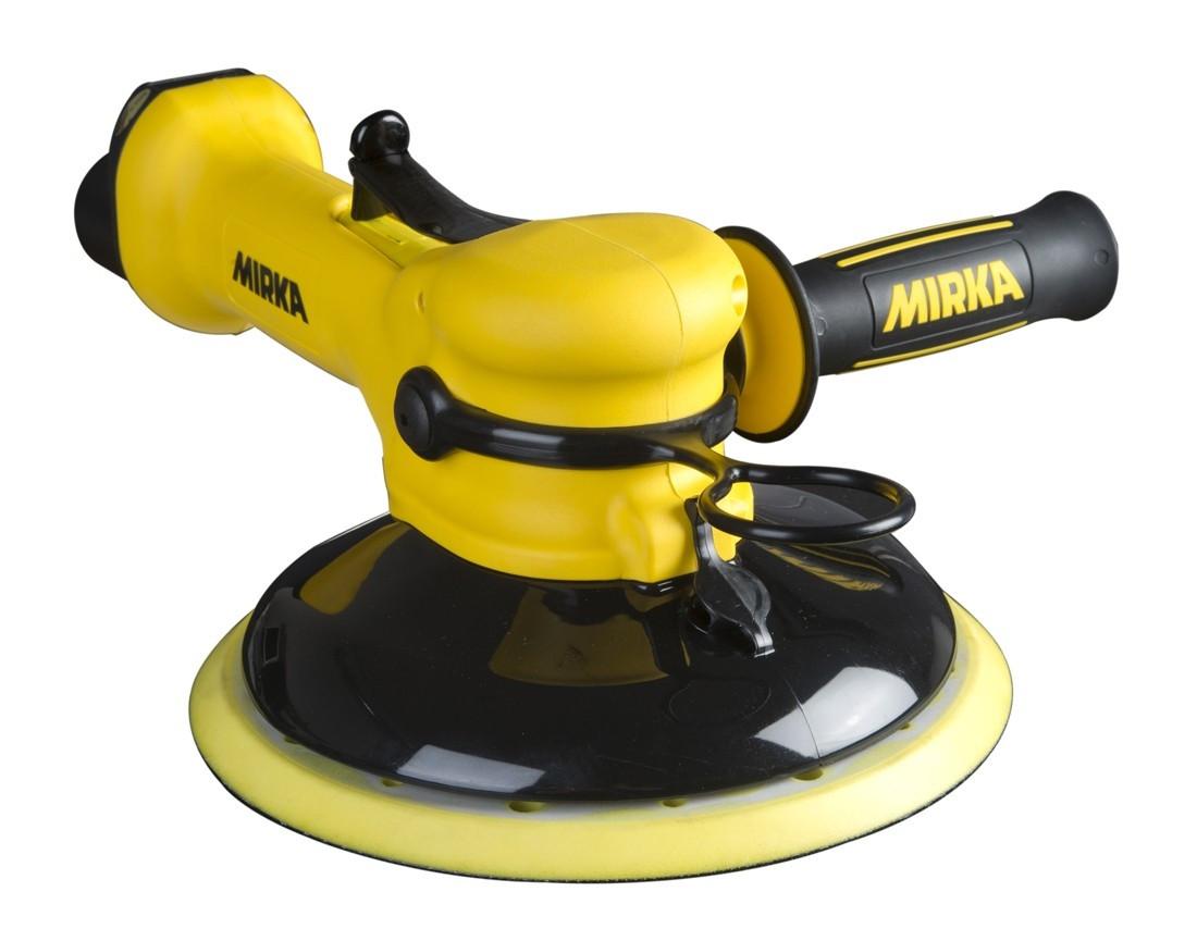 Vzduchová obouruční bruska MIRKA ROS2 850CV Ø200mm, zdvih 5,0mm