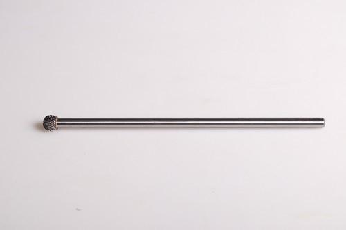 Technická fréza sférická 10x9-6x150mm velmi dlouhá