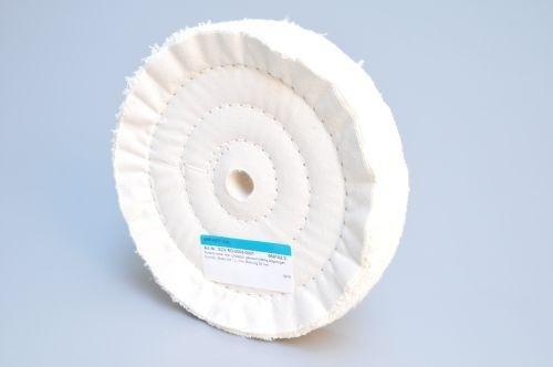 Látkový leštící kotouč se středovou dírou Ø200x30xØ20 - předleštění