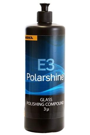 Leštící pasta na sklo MIRKA Polarshine E3 - 1L