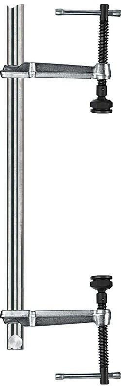 Variabilní vysoce výkonná svěrka - kompletní sada BESSEY GSV