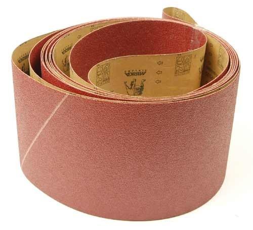 Papírový brusný pás Mirka Jepuflex 120 x 8000mm