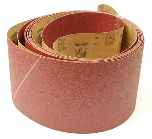 Papírový brusný pás Mirka Jepuflex 150 x 3800mm