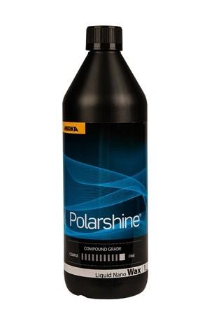 Leštící vosk MIRKA Polarshine Liquid Nano Wax 1L