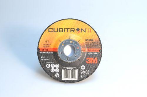 Brusný kotouč 3M Cubitron II Ø125 x 7,0 x 22,22 mm