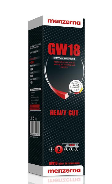 Leštící pasta Menzerna GW 18