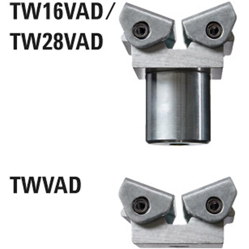Upínací nástavce Vario TWVAD