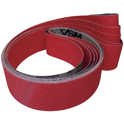 Brusný pás s keramickým zrnem VSM XK870X 100x1600mm