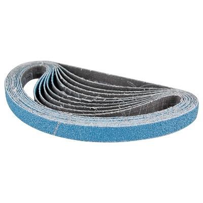 Brusný pás se zirkonkorundovým zrnem Deerfos XZ677 13 x 455mm