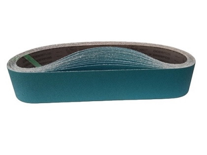 Brusný pás se zirkonkorundovým zrnem Deerfos XZ677 75 x 457mm