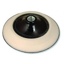 Měkký podložný talíř pro leštičky Ø 135mm, závit M14