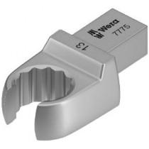 Nástrčný otevřený očkový klíč 7775 pro upnutí 9x12mm