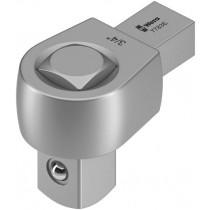 """Nástrčný nástroj s průchozím čtyřhranem 7783 E pro upnutí 14x18mm s připojovacím rozměrem 3/4"""" pro čtyřhran"""