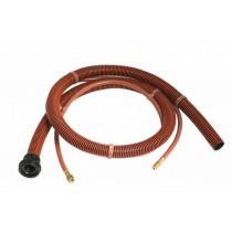 Hadice MPA0412 pro vzduchové brusky Ø 125 a Ø 150mm, Ø 28mm x 1,8m