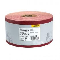 Role brusného papíru Mirka Avomax 610mm x 50m