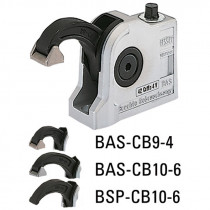 Kompaktní upínák BESSEY BAS-CB - upínací otvor