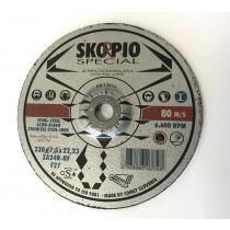 Brusný kotouč Skorpio SPECIAL ZA Ø230 x 7,5 x 22,22 mm