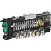 Wera ráčnová sada Zyklop Mini Tool-Check Plus, 39 dílná