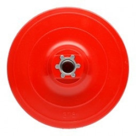Tvrdý podložný talíř MIRKA pro leštičky Ø 125mm, závit M14
