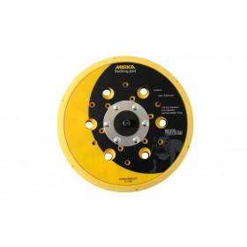 """Podložný talíř pro bezprašné broušení Ø150mm, závit 5/16"""", 48 děr, střední tvrdost"""