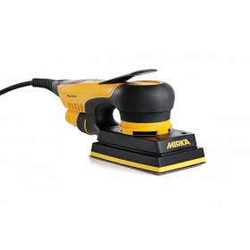 Elektrický brusný hoblík MIRKA DEOS 353CV 81 x 133mm, zdvih 3,0mm, centrální odsávání