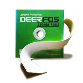 Role flexibilního brusného papíru s molitanem Deerfos Softflex 115mm x 25m