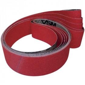 Brusný pás s keramickým zrnem VSM XK870X 75x533mm