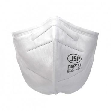 Disposable vertical fold respirator JSP F621 FFP2 - 40pcs